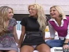 Des blondasses magnifiques - Vídeo X - MESVIP