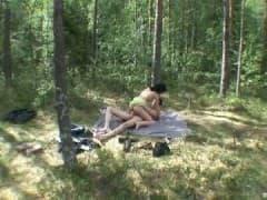 Couple amateur se fait filmer par voyeur! - MESVIP