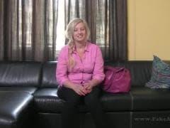 Natalie passe son premier casting - Porno - MESVIP