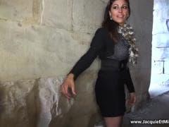 Sibylle prend un café  - Vídeo X - MESVIP