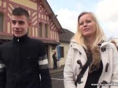 Lucie, une nana belge trop bonne - Porno - MESVIP