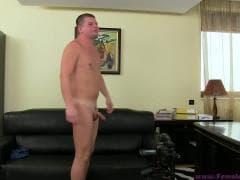 Il passe un casting avec une belle femme - XXX - MESVIP