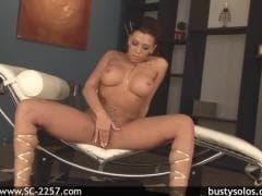 Rachel Star est la reine de la masturbation - MESVIP